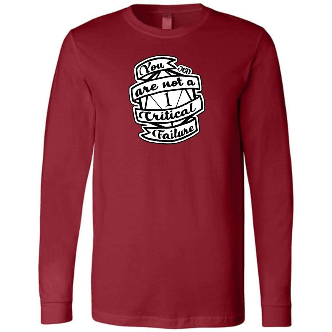 jaspers-game-day-you-are-not-a-critical-failure-unisex-premium-long-sleeve-tee-red