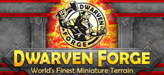 dwarven forge logo
