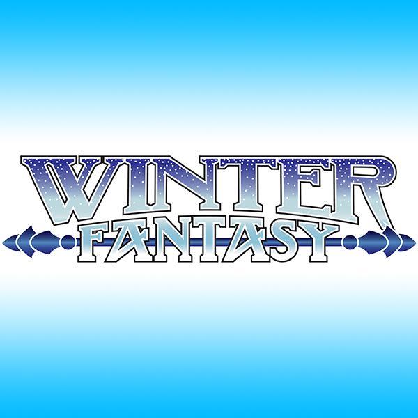winter fantasy logo