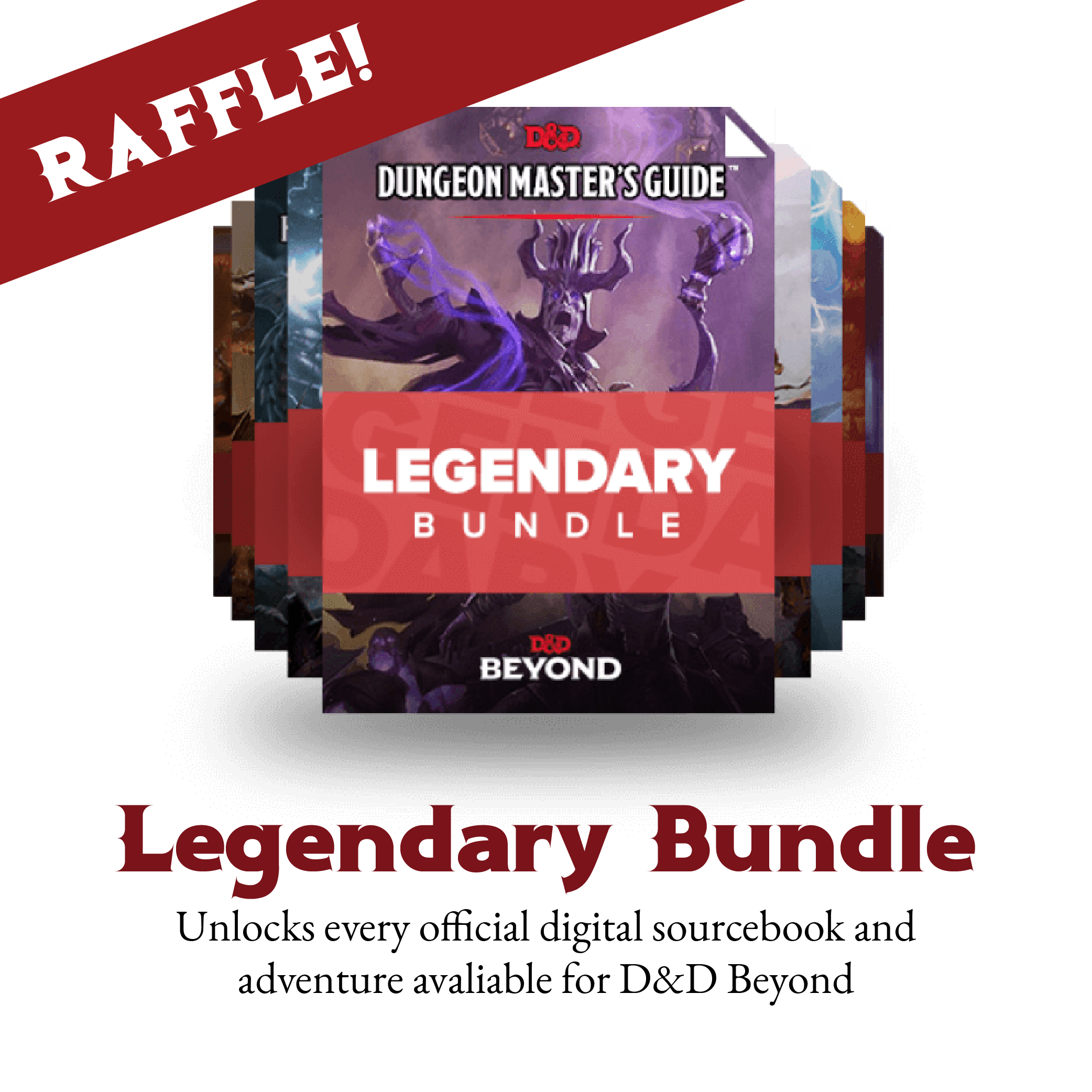 legendary bundle raffle