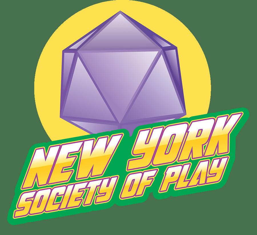 New York Society of Play Logo